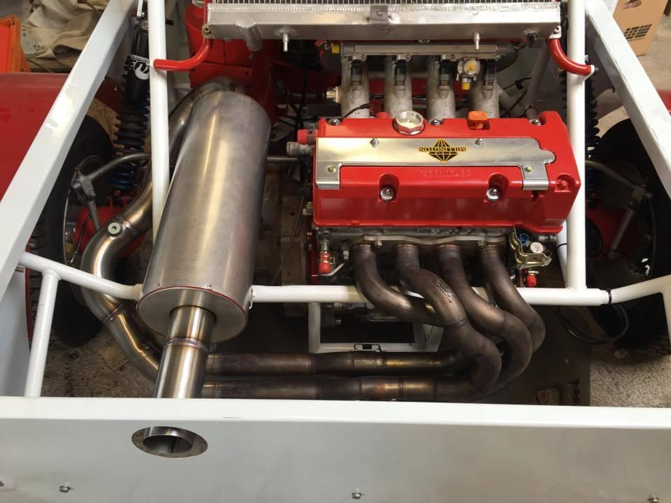 K20 Class 7 Exhaust