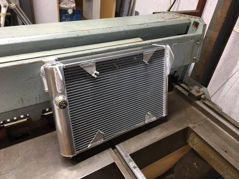 Class 9 water radiator